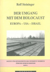 32 Cover Der Umgang mit dem Holocaust