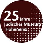 25 Jahre Jüdisches Museum Icon