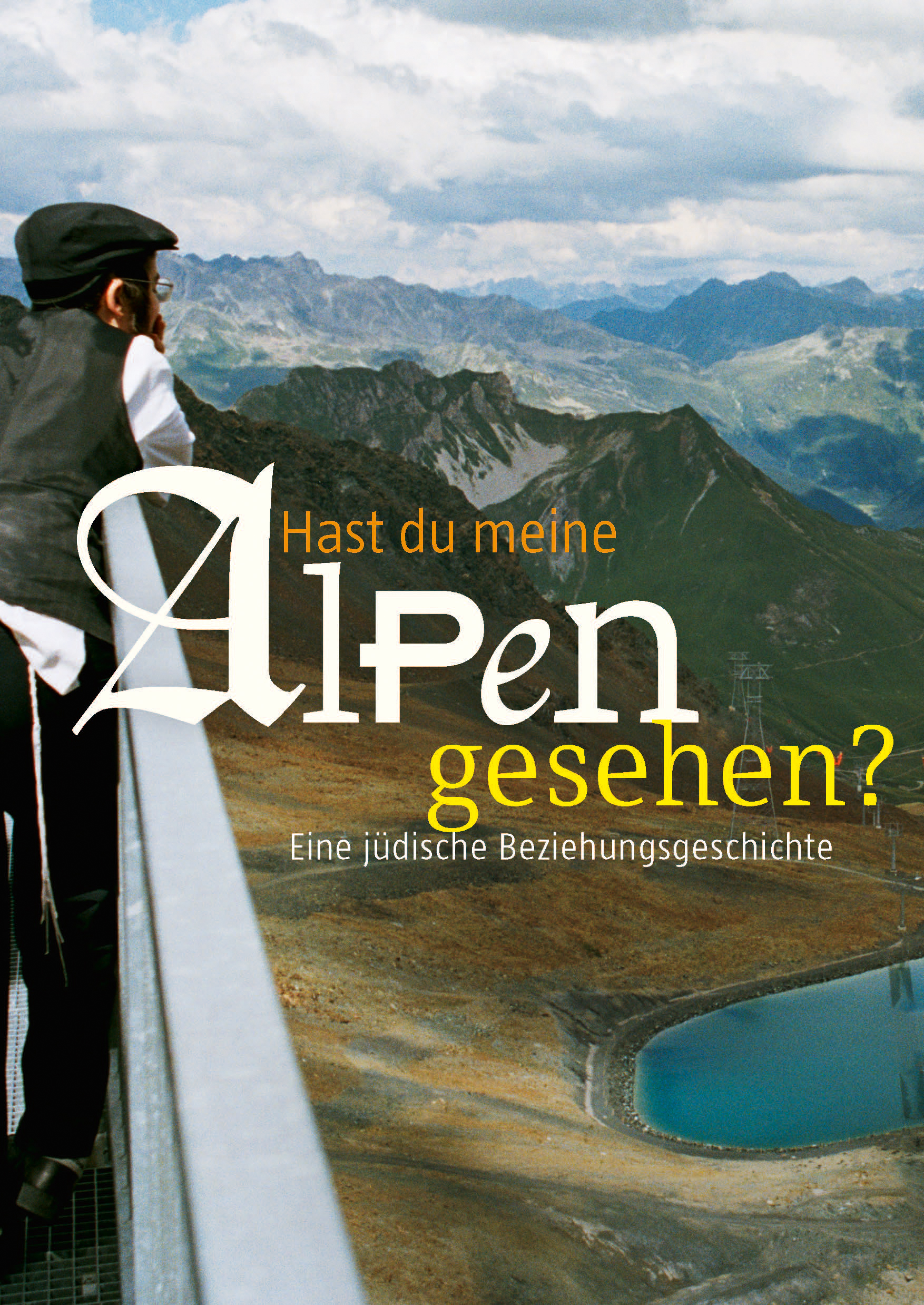 Publikation Alpen