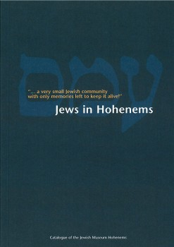 Publikation Jews in Hohenems