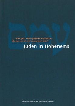 Publikation Juden in Hohenems