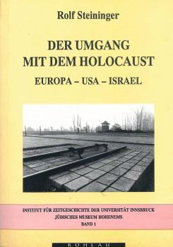 Publikation Der Umgang mit dem Holocaust