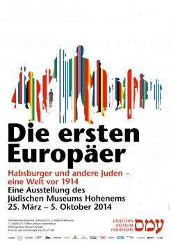 Die ersten Europaeer Plakat