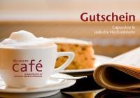 Cafe Gutschein