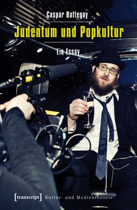 Cover Battegay Judentum und Popkultur
