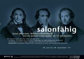 Salonfaehig Plakat