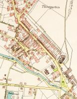 Orientierungsplan Jüdisches Viertel, 1911