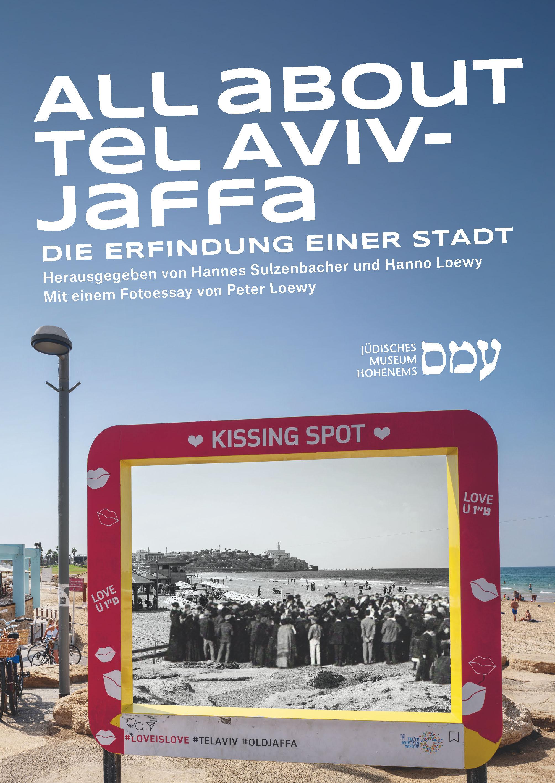 Katalogcover Tel Aviv Ausstellung