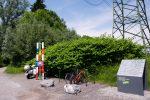 Die Grüne Grenze am Alten Rhein